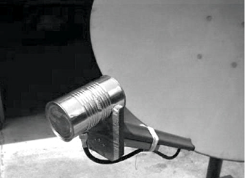 DIY Wi-Fi Antennas